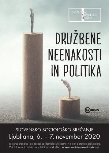 Program in brošura letnega sociološkega srečanja 2020