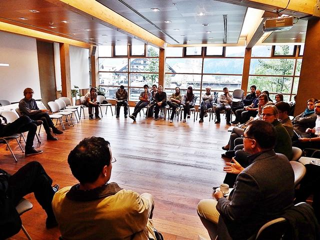 Uspešno končano sociološko srečanje 2014 v Bohinju