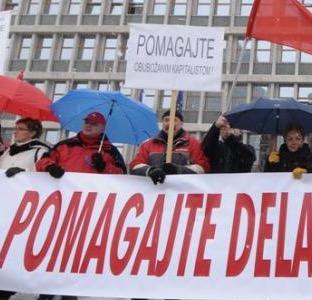 Združevanje sindikalnih central?