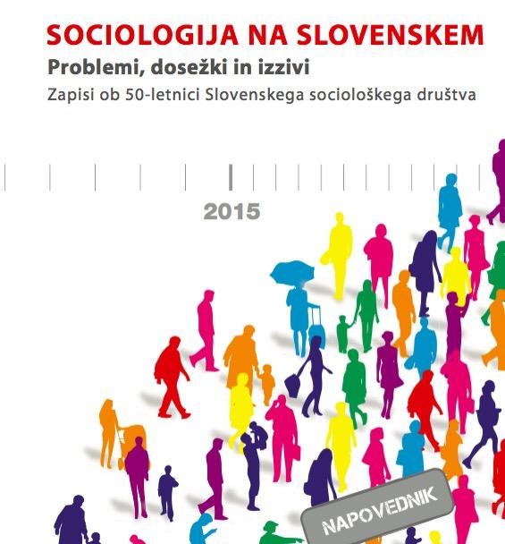 Najava knjige: Sociologija na Slovenskem