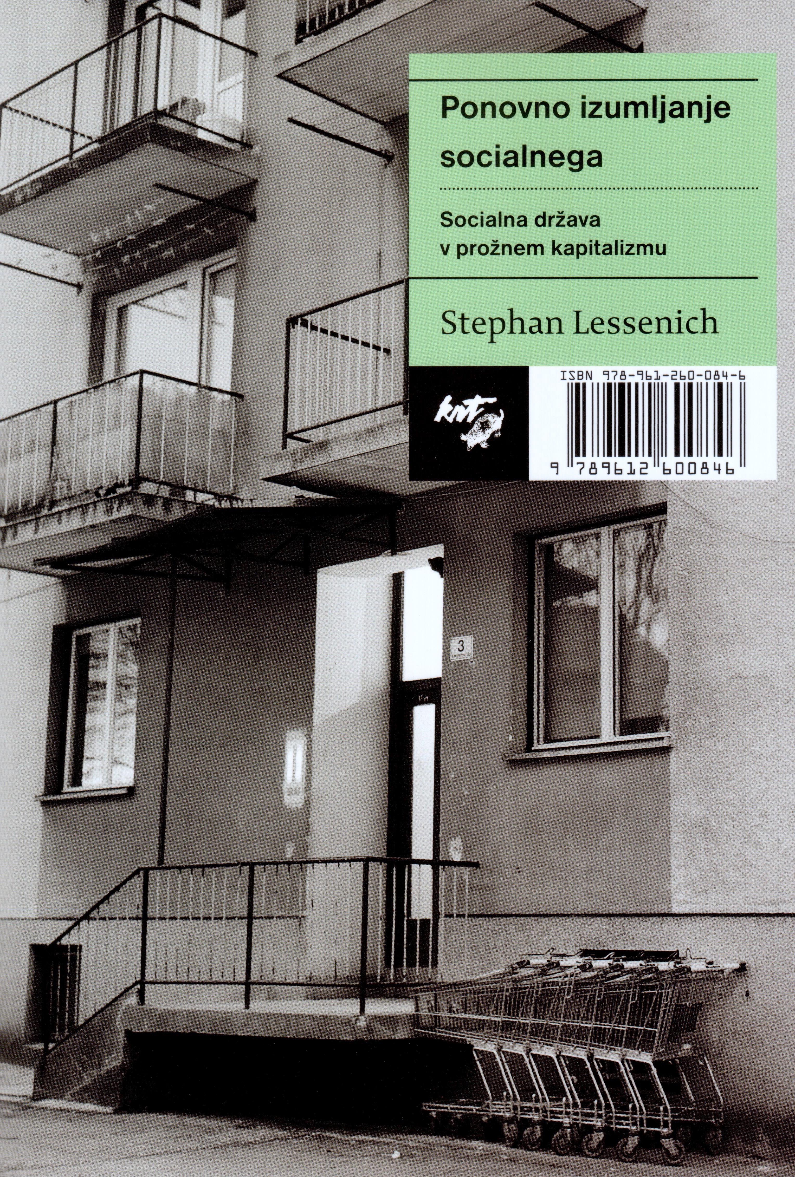Stephan Lessenich: Ponovno izumljanje socialnega