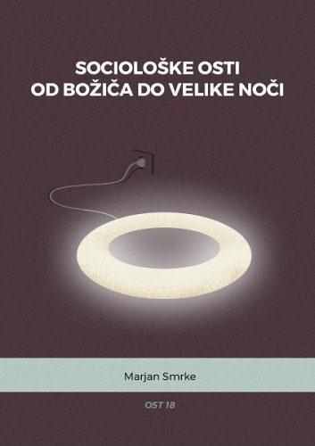 Vabilo na predstavitev knjige Sociološke osti od božiča do velike noči
