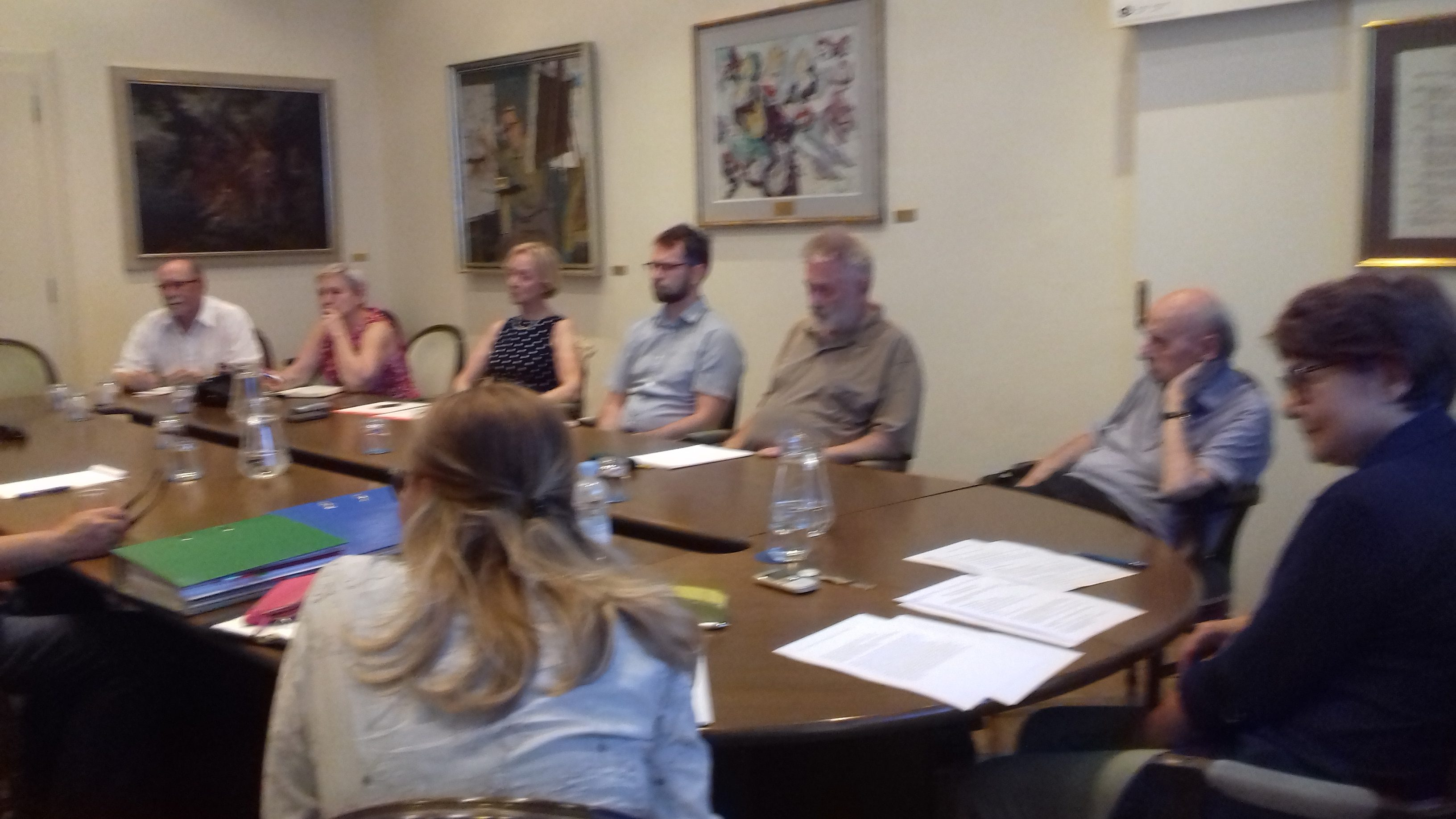 Sekcija sociologija časa se je zbrala na zboru članov_ic in prijateljev_ic_sekcije