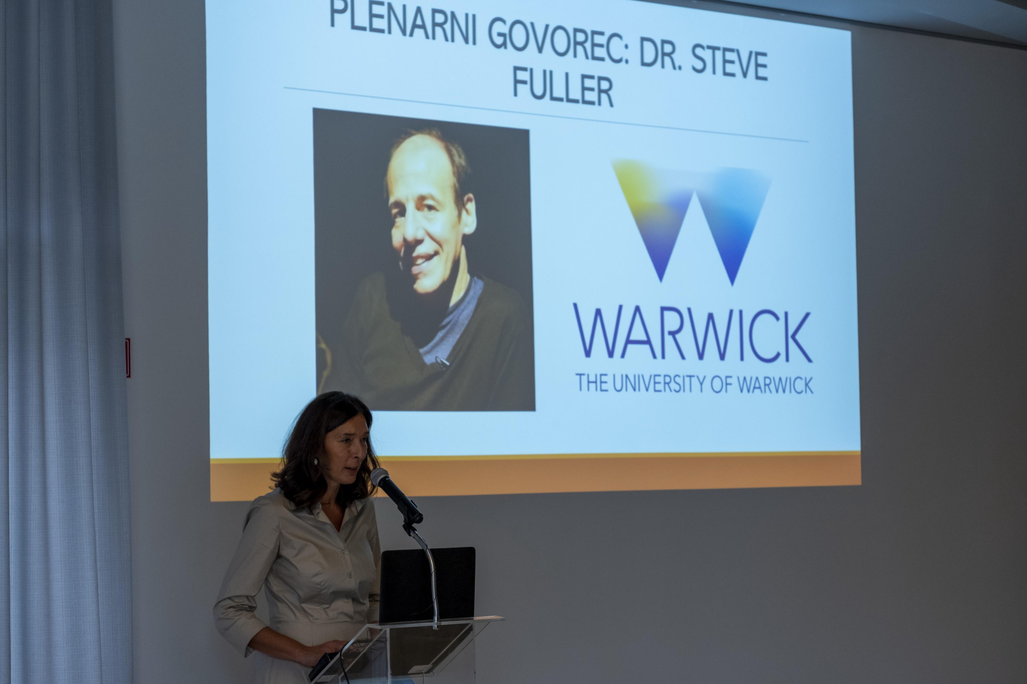 Znanost in družbe prihodnosti na letnem srečanju Slovenskega sociološkega društva